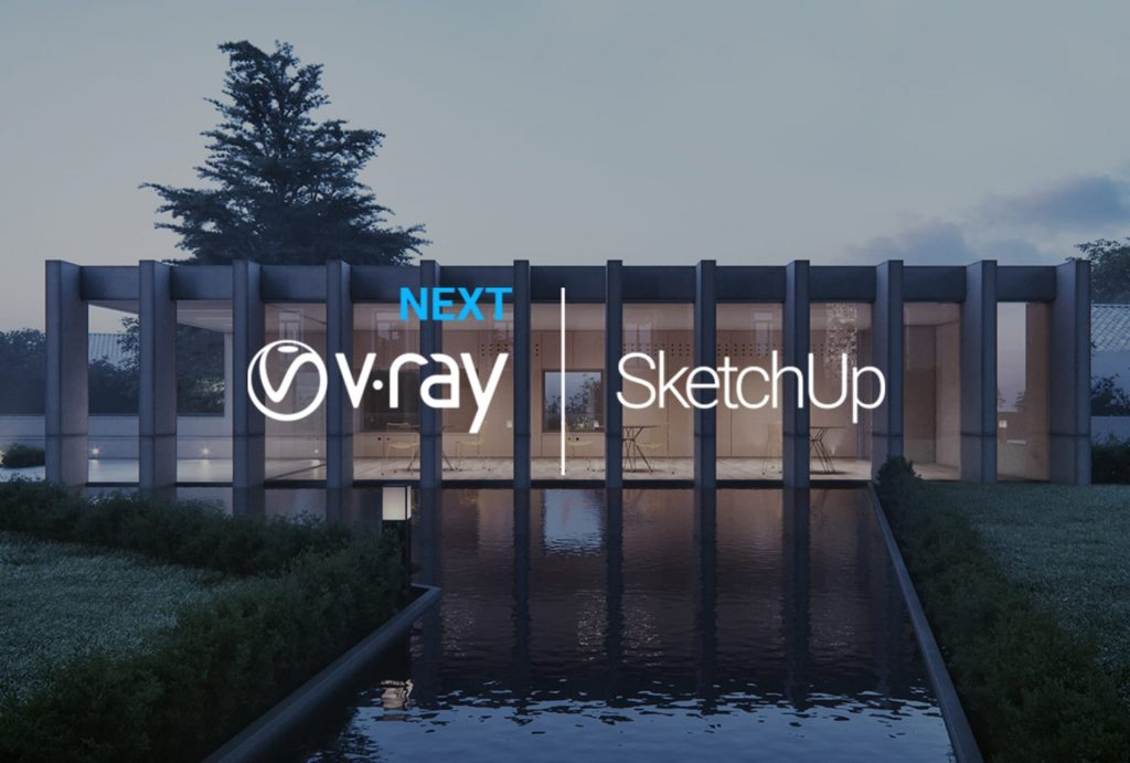 VRay Next for SketchUp 2020