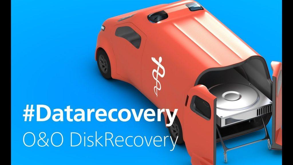 O&O DiskRecovery Serial Key