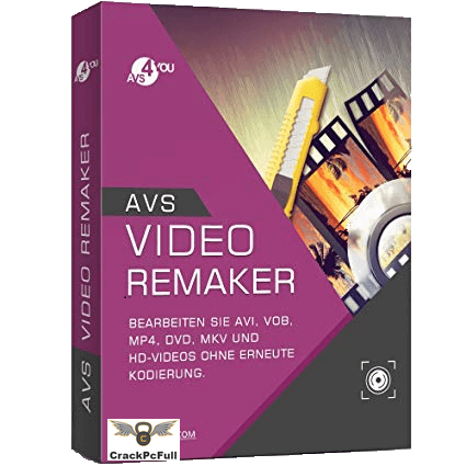 AVS Video ReMaker Activation Key