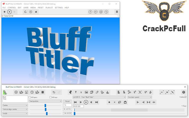 BluffTitler Ultimate License Key Full Version