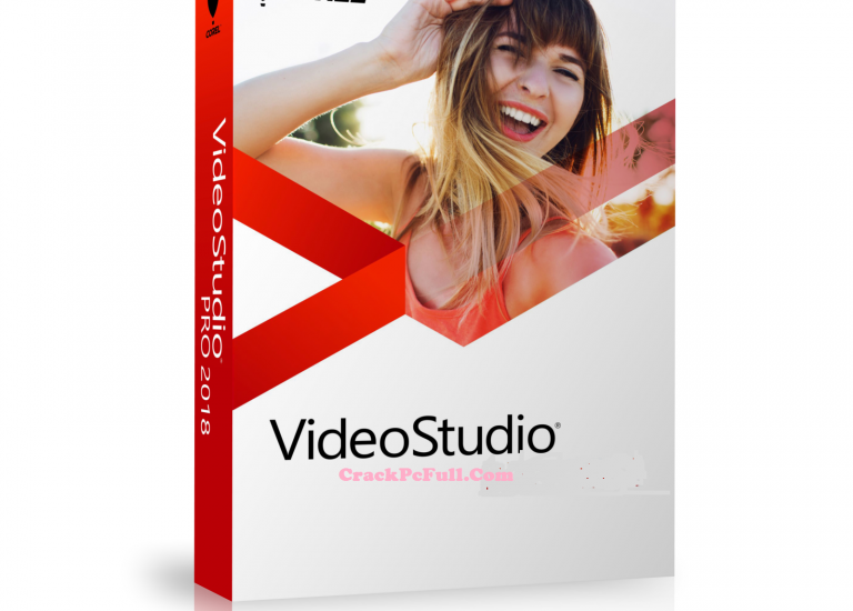 Corel VideoStudio 2021 Crack