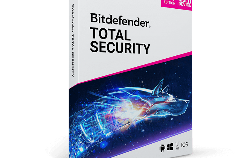 Bitdefender Total Security 2021 Crack