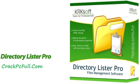 Directory Lister Pro Registration Key