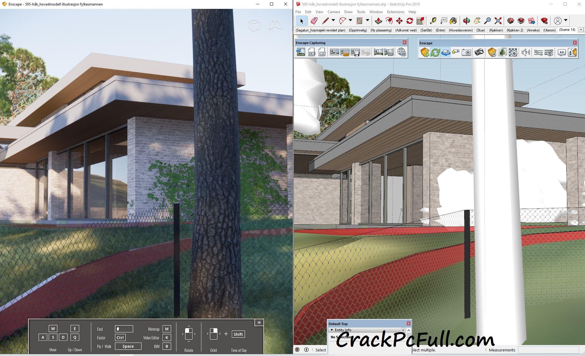 Enscape3D For Sketchup Crack