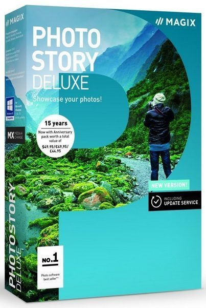 MAGIX Photostory Deluxe Free Download
