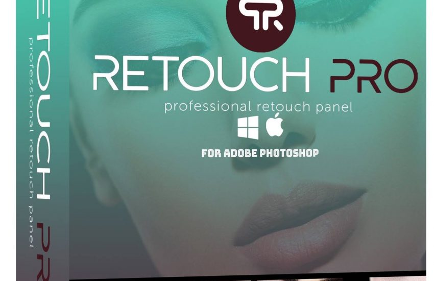 MUA Retouch Panel for Adobe Photoshop With Crack