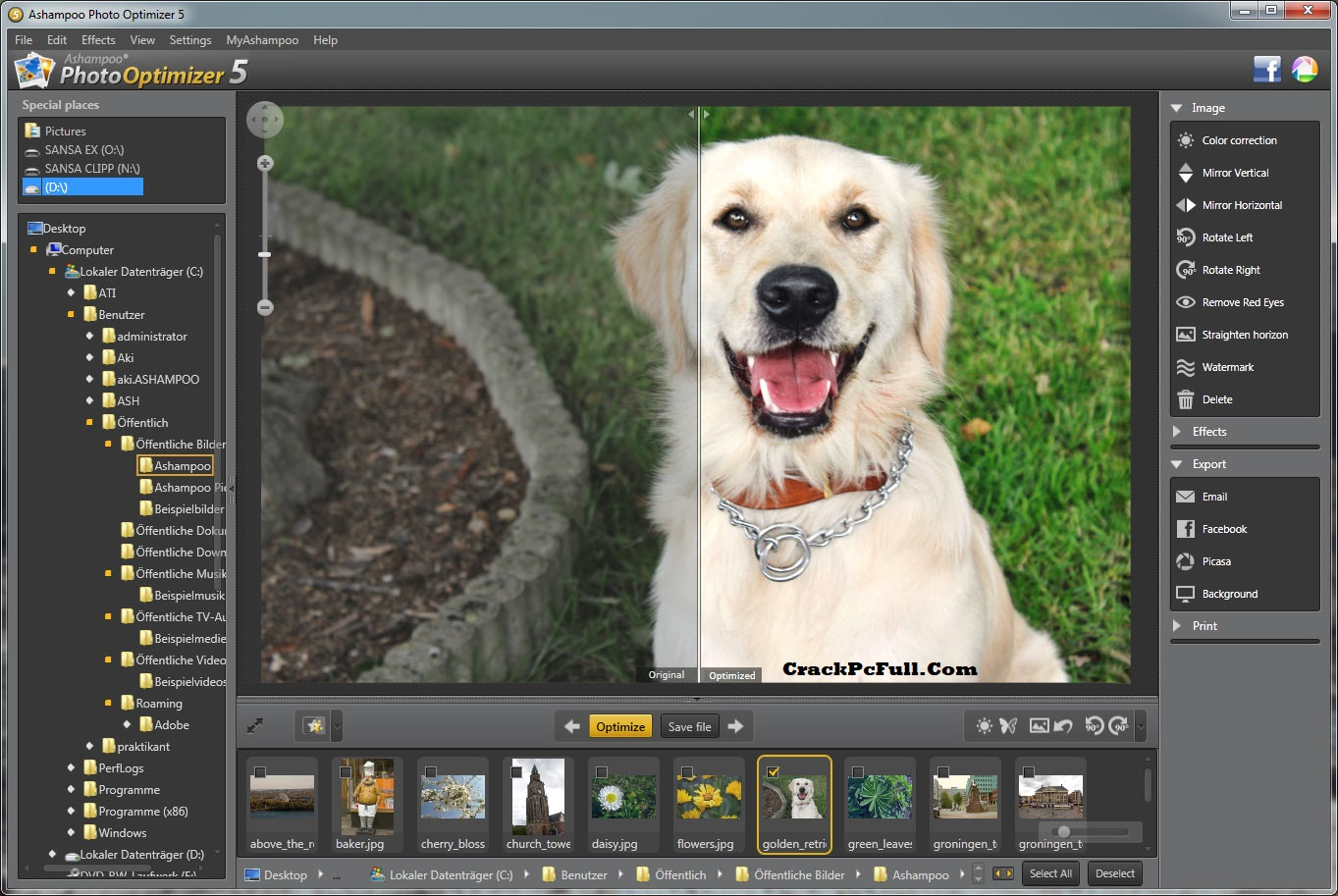 Ashampoo Photo Optimizer License Key