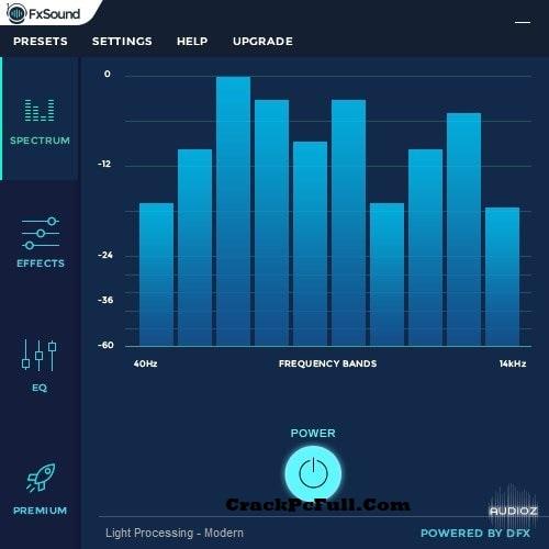 DFX Audio Enhancer Pro Activation Key