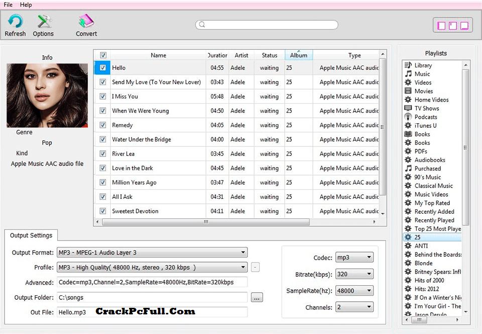 Ondesoft iTunes Converter Activation Code